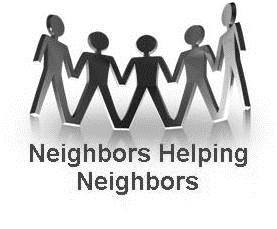 Neighbors Helping Neighbors